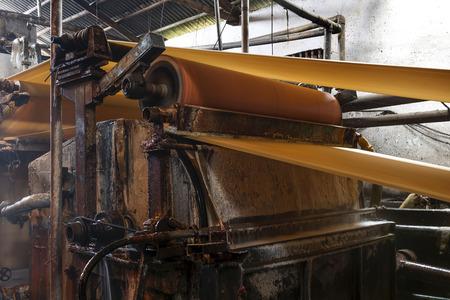 Paper mill Machine photo