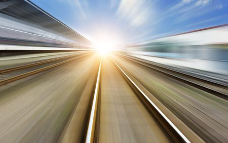 railway track: Railway track