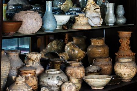 ollas de barro: ollas de barro antiguas