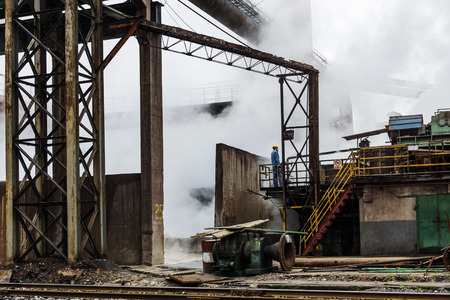 contaminate: Iron and steel industry landscape