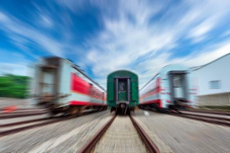 highspeed: High-speed trains