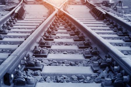 ferrocarril: El camino a seguir de tren