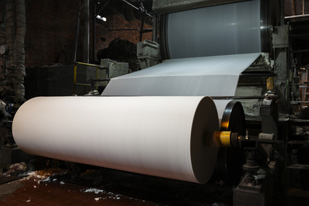 Paper and pulp mill