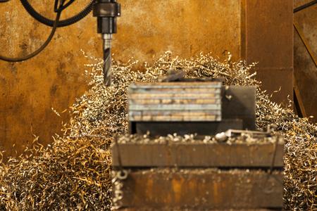 steel: steel industry Stock Photo