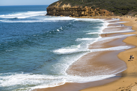 The Great Ocean Road Victoria, Australia.