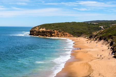 The Great Ocean Road - Victoria, Australia.