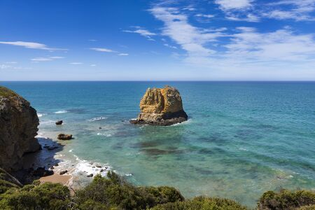 Magnificence of The Great Ocean Road - Victoria, Australia.