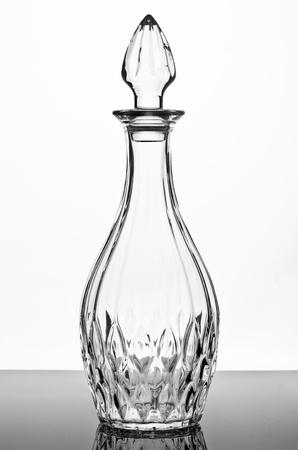 bottle of whisky photo