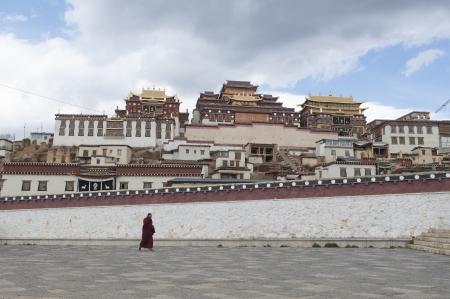 Songzanlin Monastery Zhongdian, China