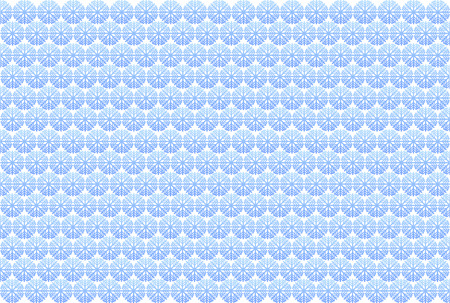 the substrate: Decorative background from snowflakes for creation of a substrate for the text