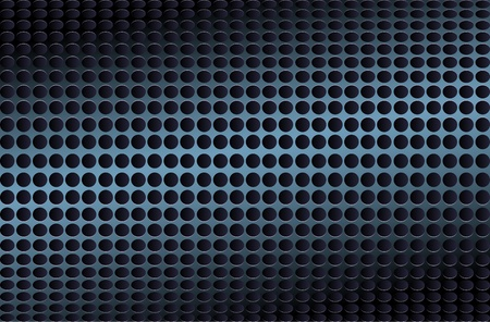 Abstract background  In the form of a black textural material Vector