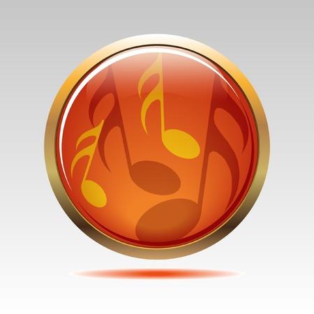 simbolos musicales: Icono de s�mbolos musicales