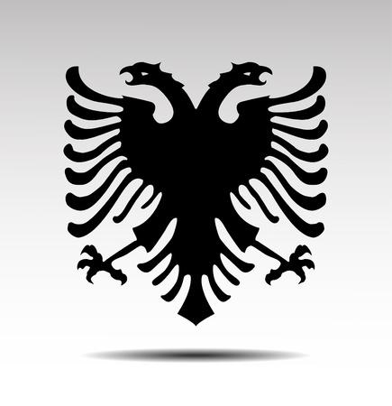 Heraldic Symbols Of An Eagle Vector Royalty Free Cliparts Vectors