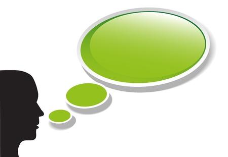 Idea business concept symbol vector Stock Vector - 10629963