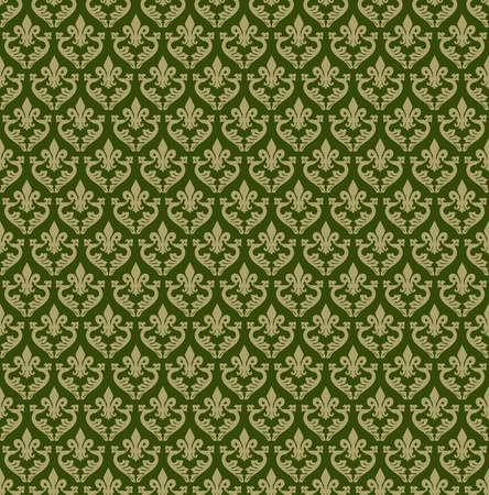 Seamless structure in the form pattern vector Stock Vector - 10629969