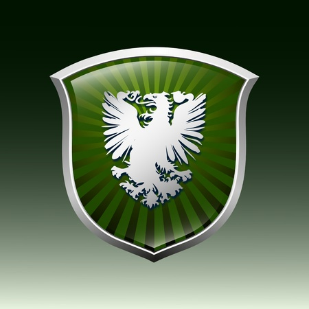 olden: Family arms vector Illustration