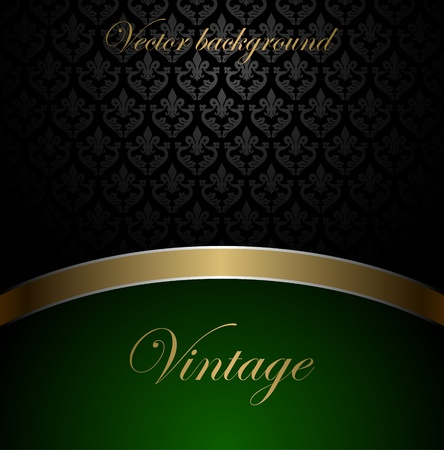 Vintage vector background Stock Vector - 11030597