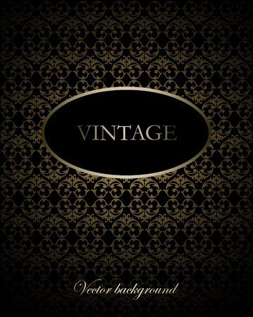 Vintage vector background Stock Vector - 11093356