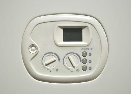 tablero de control: Panel de control de gas del calentador de agua