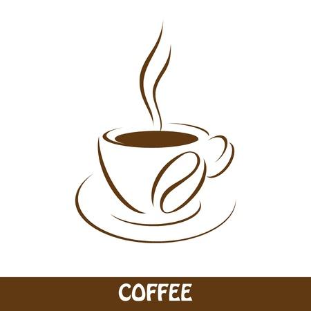 caffeine: Coffee cup