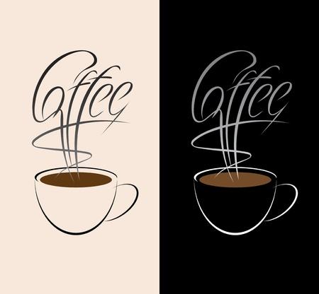 tasse: Tasse � caf� Illustration