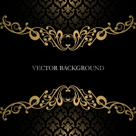 Vintage background Stock Vector - 13640538