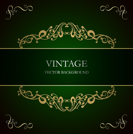 Vintage background Stock Vector - 13640535