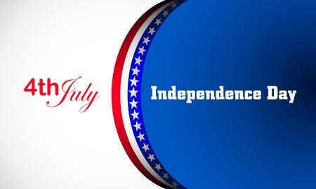 verkiezingen: Independence Day, vector achtergrond