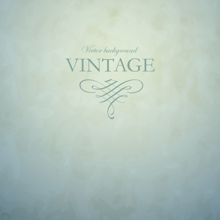 Vintage vector background Stock Vector - 14064293