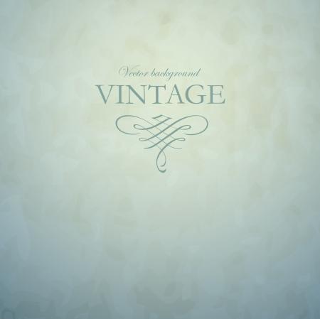 Vintage vector background Banco de Imagens - 14064293