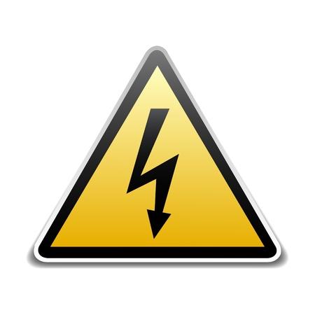 Danger sign  Vector