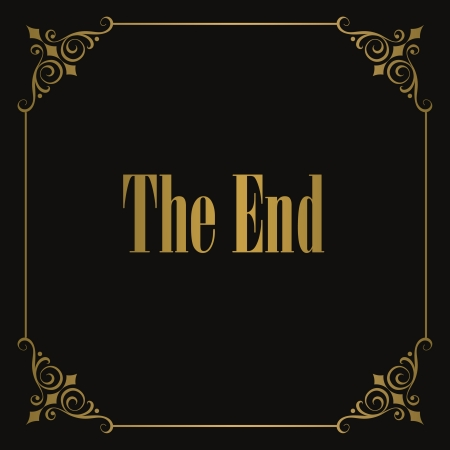 the end: Film Endanzeige