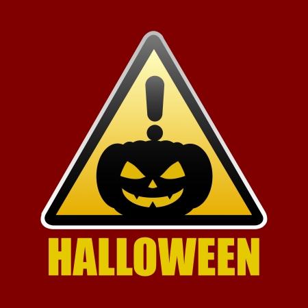 Halloween sign  design silhouette 31 oct Stock Vector - 17329231