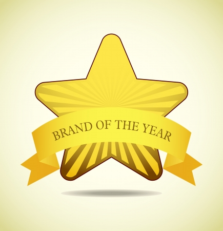 Award Star - Star Icon Stock Vector - 18214206