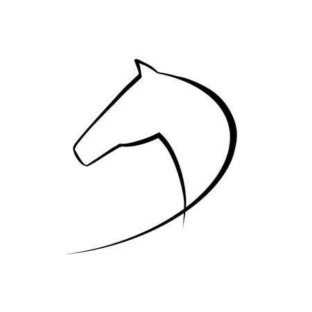 pedigree: Horse symbol