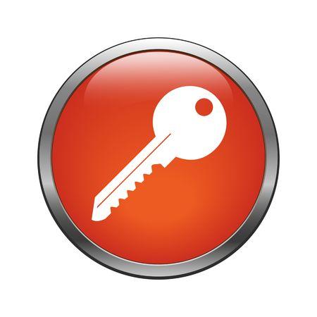 forbidden to pass: Key icon