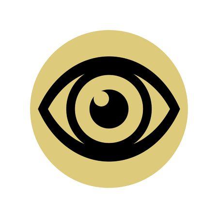 Eye icon Stok Fotoğraf - 39155060