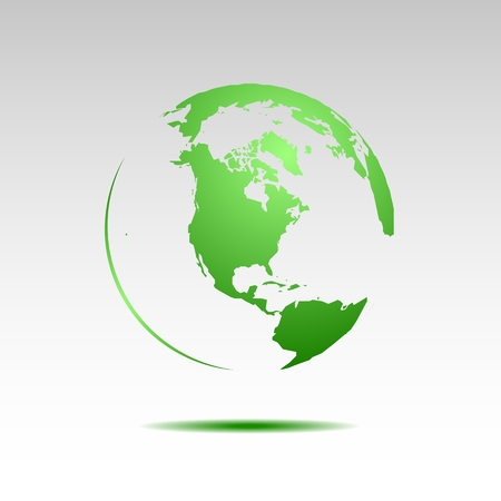 earth: Earth Day vector illustration