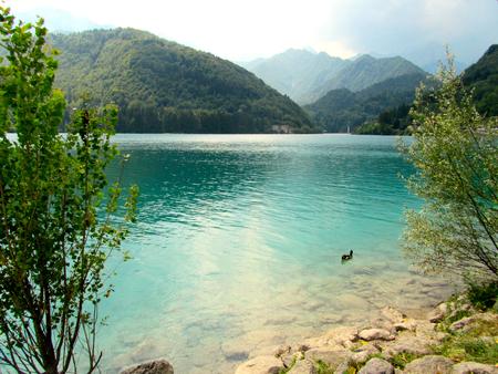 이탈리아 바크 시스 호수