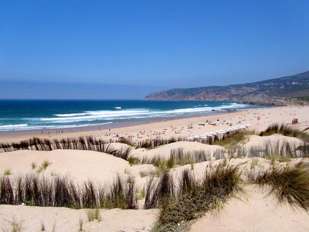Praia de Guincho, European Atlantic Coast, Cascais, Portugal