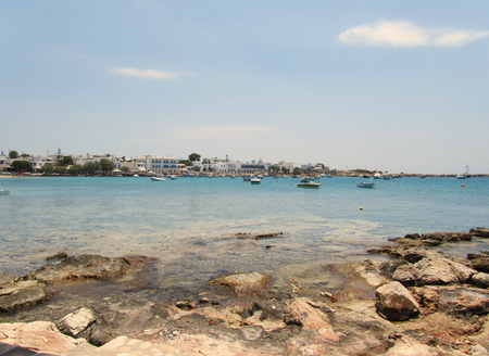 Paros, Cyclades, Greece Stock Photo