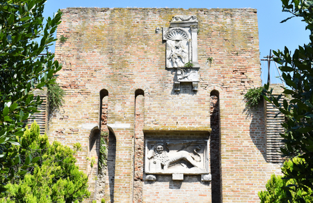 Rocca Bracaleone, Ravenna, Italy