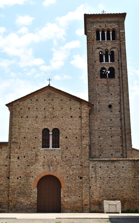 Basilica of Saint Francis, Ravenna, Italy