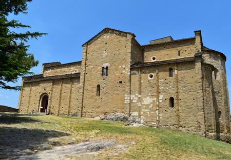 The Duomo of San Leo, San Leo, Italy