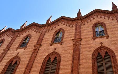 Palace Valenti, Faenza, Italy