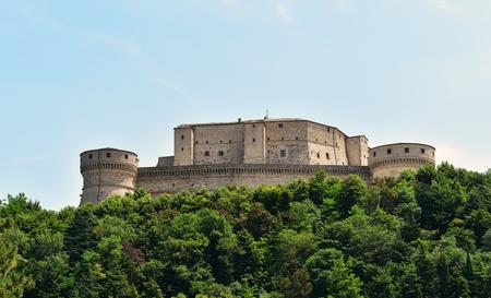 The Fortress of San Leo, San Leo, Italy