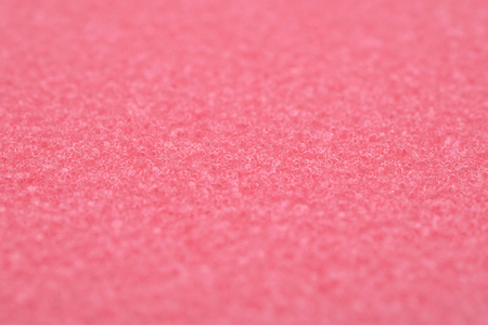 Pink sponge macro. Suitable to be used like a background.