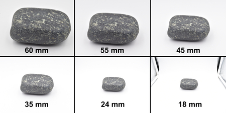 Concept for photography: what is your point of view with lens of different focal length 60 mm, 55 mm, 45 mm, 35 mm, 24 mm, 18 mm