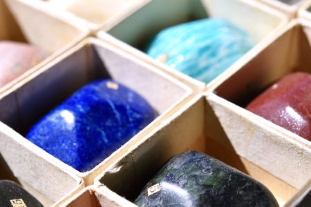 Collection of minerals