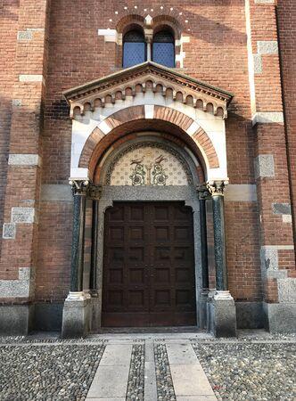 Church of Saint Pietro martyr in Monza, Italy.